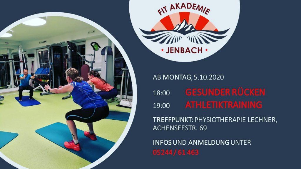 Fit Akademie Montag